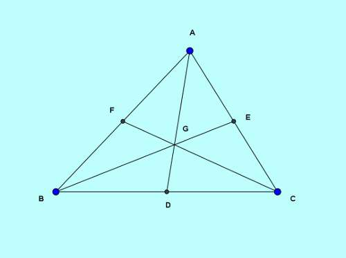 Basic and rich Geometry concepts part 5-1 medians concept proofs