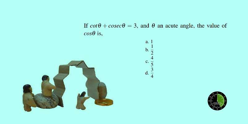 How to solve SSC CGL level problem in quick steps trigonometry 7