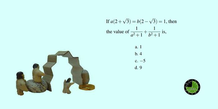 How to solve difficult SSC CGL algebra problems in a few simple steps 9