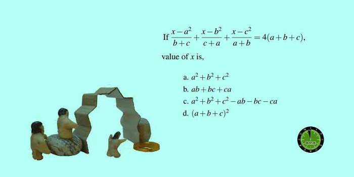 How to solve difficult SSC CGL algebra problems in a few steps 14