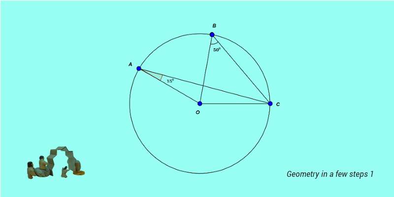 How to solve difficult SSC CGL geometry problems in a few steps 1