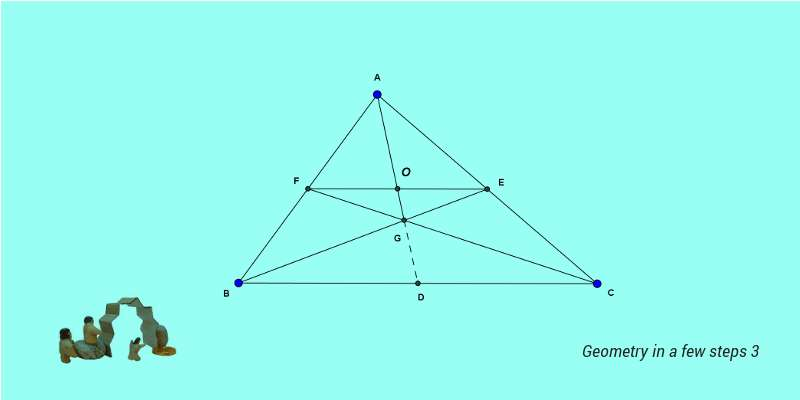 How to solve difficult SSC CGL geometry problems in a few steps 3