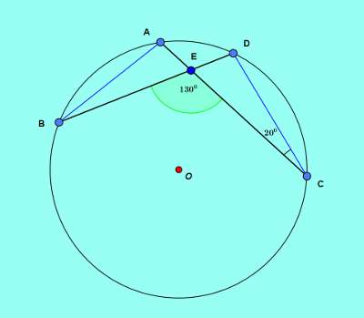 How to solve difficult ssc cgl geometry problems in a few steps 2-1