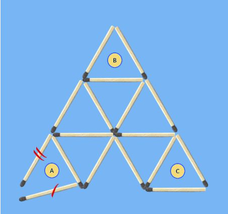 Remove-2-sticks-to-leave-6-triangles-first-stage-analysysis-2