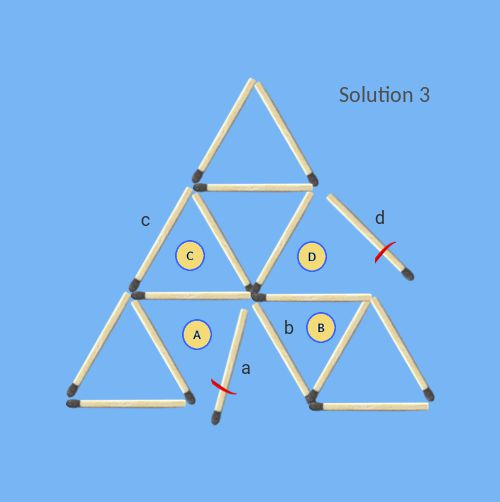 Remove-2-sticks-to-leave-6-triangles-solution-3