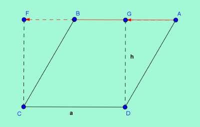 SSC CGL solution set 27 mensuration q2 Rhombus