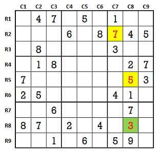 Sudoku second level game-1-2