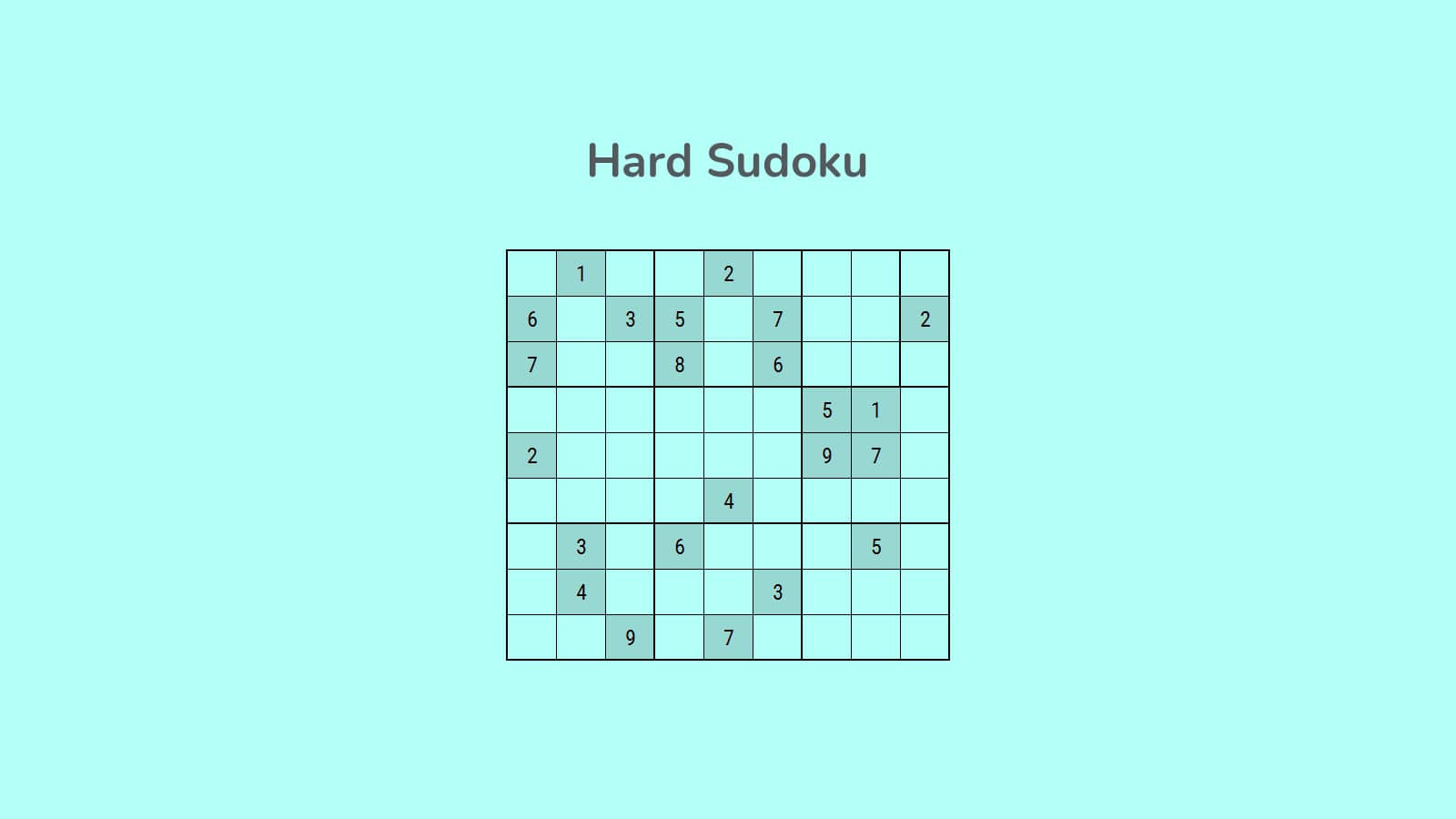 nytimes hard sudoku 16th february 2021 solution