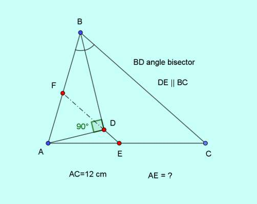5-2 problem solving bisectors of triangles