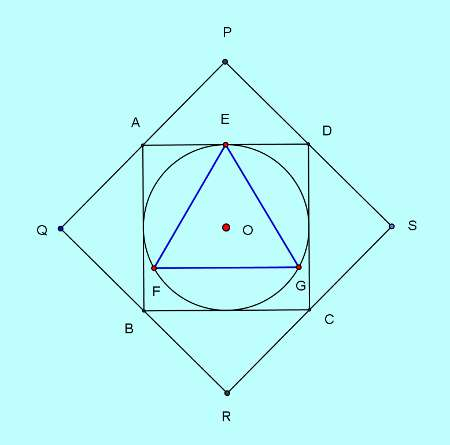 ssc cgl tier2 level question set 4 geometry 1-8