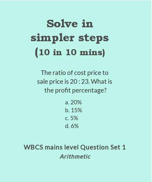 wbcs-mains-level-question-set-1