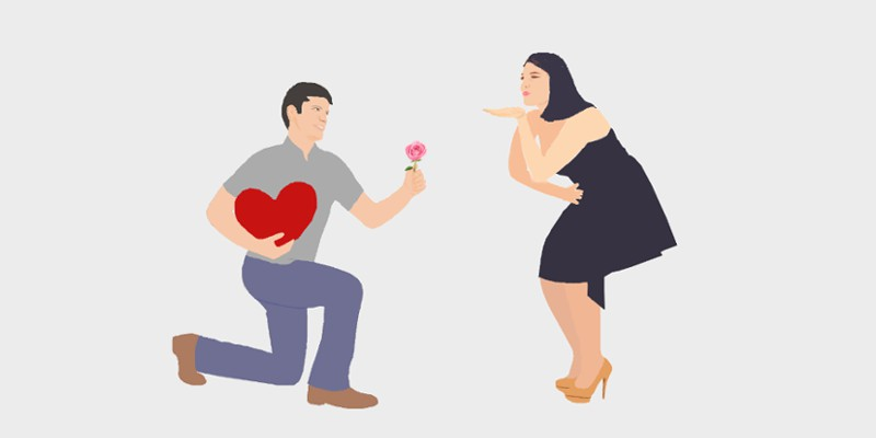 how to make a man fall for you or not